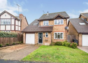 4 bed detached house for sale in Scures Road, Hook RG27