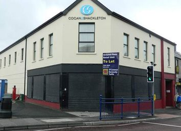 Thumbnail Retail premises to let in Railway Road, Coleraine, County Londonderry