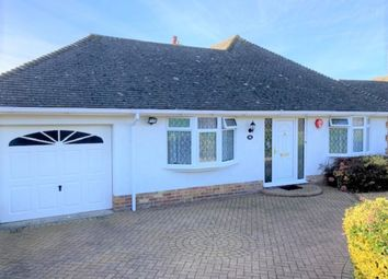Danes Close, Barton On Sea, New Milton BH25. 2 bed detached bungalow for sale