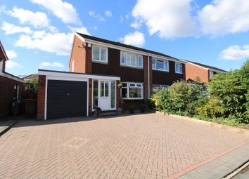Thumbnail 3 bed semi-detached house for sale in Saxon Wood Road, Cheswick Green, Solihull