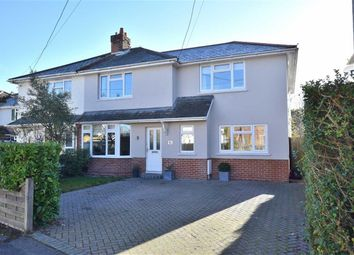 Thumbnail 4 bed semi-detached house for sale in Bertram Road, New Milton