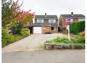 Thumbnail 4 bed detached house for sale in Horsebrook Lane, Stafford