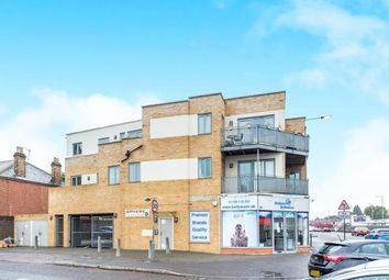 Thumbnail 1 bed flat for sale in Collier Row, Romford, Essex