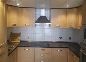 Thumbnail 2 bed flat to rent in Mast Quay, London
