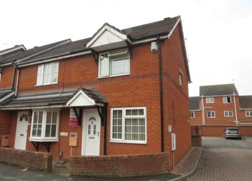 Thumbnail 2 bed terraced house for sale in Blenheim Road, Lincoln