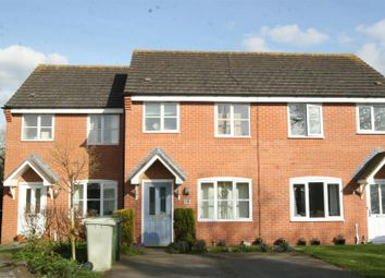 Thumbnail 2 bed terraced house to rent in Harborough Close, Whissendine, Oakham