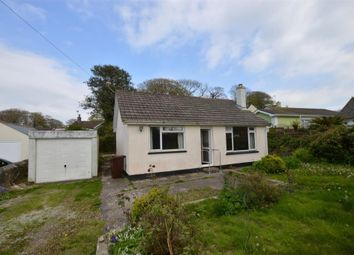 Thumbnail 2 bed detached bungalow for sale in Mount Pleasant Road, Camborne, Cornwall
