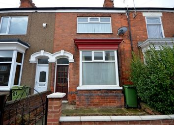 Thumbnail 3 bedroom terraced house to rent in Patrick Street, Grimsby
