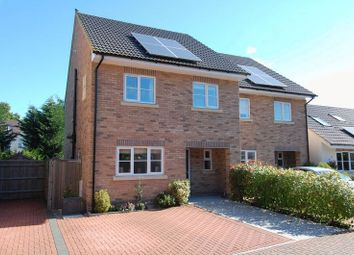 Thumbnail 3 bed semi-detached house for sale in Ashmead Way, Kidlington