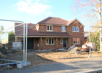 Thumbnail 4 bed detached house for sale in West Drove South, Gedney Hill