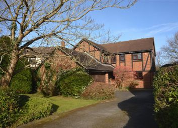 Thumbnail 4 bed detached house for sale in Farnleys Mead, Lymington, Hampshire