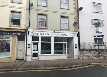 Thumbnail Retail premises to let in 6 Devonport Road, Stoke, Plymouth, Devon
