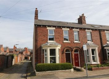 Thumbnail 2 bed end terrace house for sale in River Street, Carlisle, Cumbria