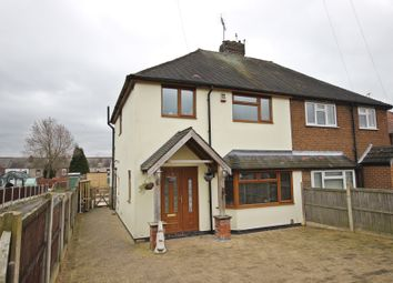 Thumbnail 3 bed semi-detached house for sale in Church Walk, Brinsley