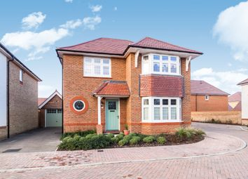 Thumbnail 3 bed detached house to rent in Orwell Drive, Arborfield, Reading