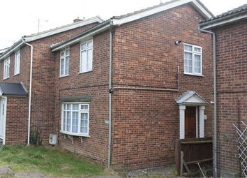 Thumbnail 3 bed end terrace house to rent in Leam Close, Greenstead, Colchester
