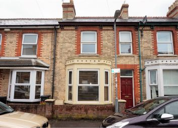 Thumbnail 3 bed terraced house for sale in Winchester Street, Taunton