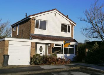 Thumbnail 3 bed detached house for sale in Piper Road, Ovingham, Prudhoe