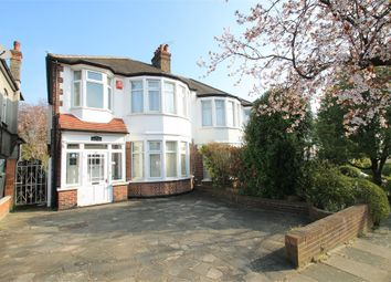 Thumbnail 3 bed semi-detached house to rent in Beechdale, London