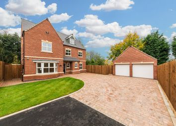 Thumbnail 6 bed detached house for sale in Carriage Close, Nottingham