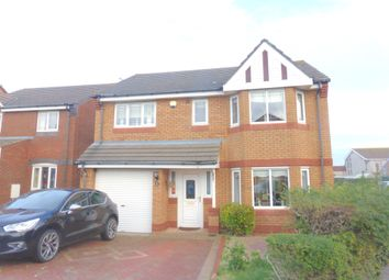 Thumbnail 4 bed detached house for sale in Parc-Y-Berllan, Porthcawl