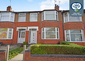 3 bed terraced house for sale in Cornelius Street, Cheylesmore, Coventry CV3