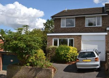 Thumbnail 4 bedroom semi-detached house for sale in Weald View Road, Tonbridge