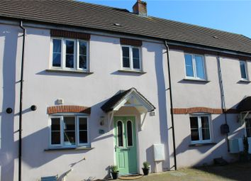 Olympian Way, Cullompton, Devon EX15. 3 bed terraced house