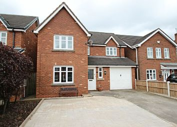 Thumbnail 4 bedroom detached house for sale in John Rhodes Way, Tunstall, Stoke-On-Trent