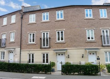 Thumbnail 3 bedroom town house to rent in Fleming Way, St. Leonards, Exeter