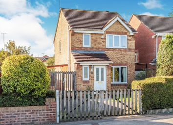 Thumbnail 3 bed detached house for sale in Ladybalk Lane, Pontefract