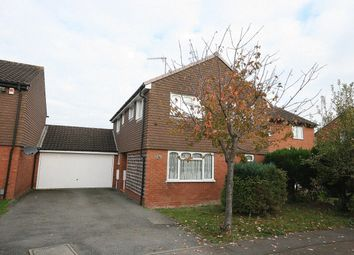 Thumbnail 4 bed detached house for sale in Banbury Close, West Hunsbury, Northampton