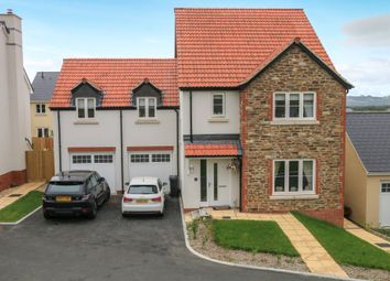 Thumbnail 5 bed detached house for sale in Stokes Close, Bovey Tracey, Newton Abbot