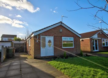 Thumbnail 2 bed bungalow for sale in Broomfields, Denton, Manchester