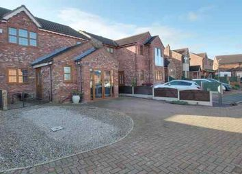 Thumbnail 4 bed detached house for sale in Village Farm Close, Beal, Goole