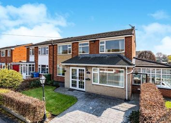 Thumbnail 5 bedroom semi-detached house for sale in Epping Drive, Woolston, Warrington, Cheshire