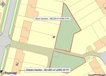 Thumbnail Land for sale in Minton Place, Wolstanton, Newcastle-Under-Lyme