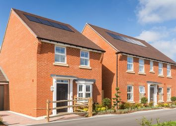 Thumbnail 3 bed semi-detached house for sale in Oakhill Gardens, Gravel Hill, Swanmore