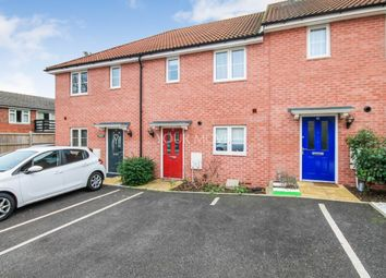 Thumbnail 2 bed terraced house for sale in Leaf Hill Drive, Romford