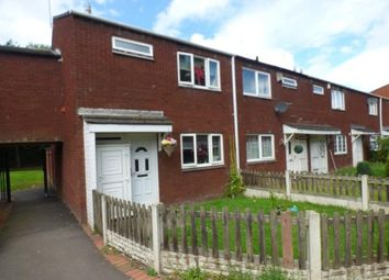 Thumbnail 3 bedroom end terrace house for sale in Wyre Close, Walsall, West Midlands