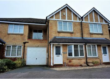 Thumbnail 4 bedroom terraced house for sale in Middlefield Close, Scarborough