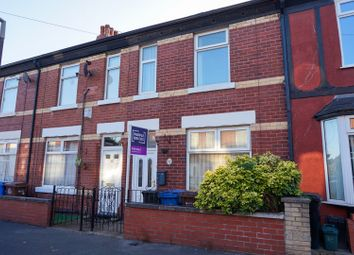 Thumbnail 2 bed terraced house for sale in Carna Road, Reddish