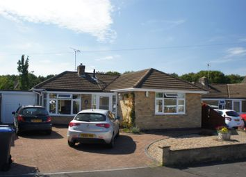 Thumbnail 2 bed detached bungalow for sale in Fern Crescent, Groby, Leicester