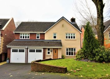 Thumbnail 5 bedroom detached house for sale in Clarendon Gardens, Bromley Cross, Bolton