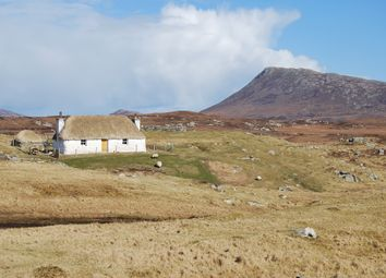 Thumbnail 1 bed cottage for sale in Claddach Carinish, Isle Of North Uist
