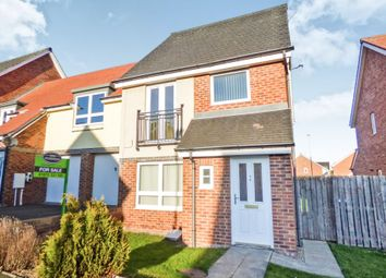 Thumbnail 3 bed semi-detached house to rent in Howard Walk, Ashington