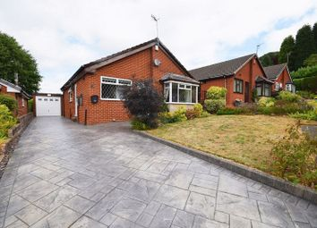 Thumbnail 3 bed detached bungalow for sale in Sunnyfield Oval, Stoke-On-Trent