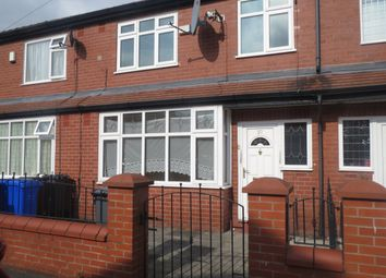 Thumbnail 3 bed terraced house to rent in Goodman Street, Blackley, Manchester