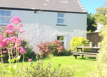 Thumbnail 3 bed cottage to rent in Goonlaze, St Agnes