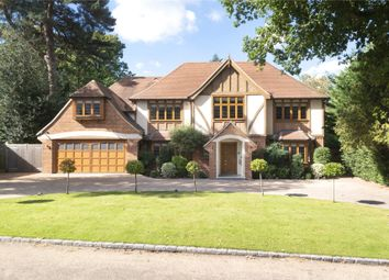 Thumbnail 5 bedroom detached house for sale in Longdon Wood, Keston Park